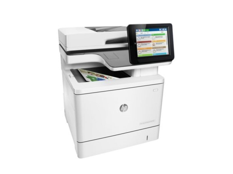 HP M577dn Color LaserJet Enterprise Multi-Function Laser Printer