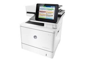 HP M577f Color LaserJet Enterprise Multi-Function Laser Printer with Fax