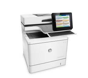 HP M577c Color LaserJet Enterprise Flow Multi-Function Laser Printer with HP EveryPage