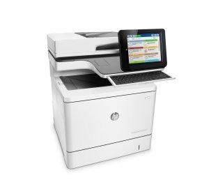 HP M577c Color LaserJet Enterprise Flow Multi-Function Laser Printer with HP EveryPage