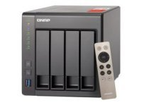 QNAP TS-451+-8G 8GB RAM 4 Bay Desktop NAS Enclosure