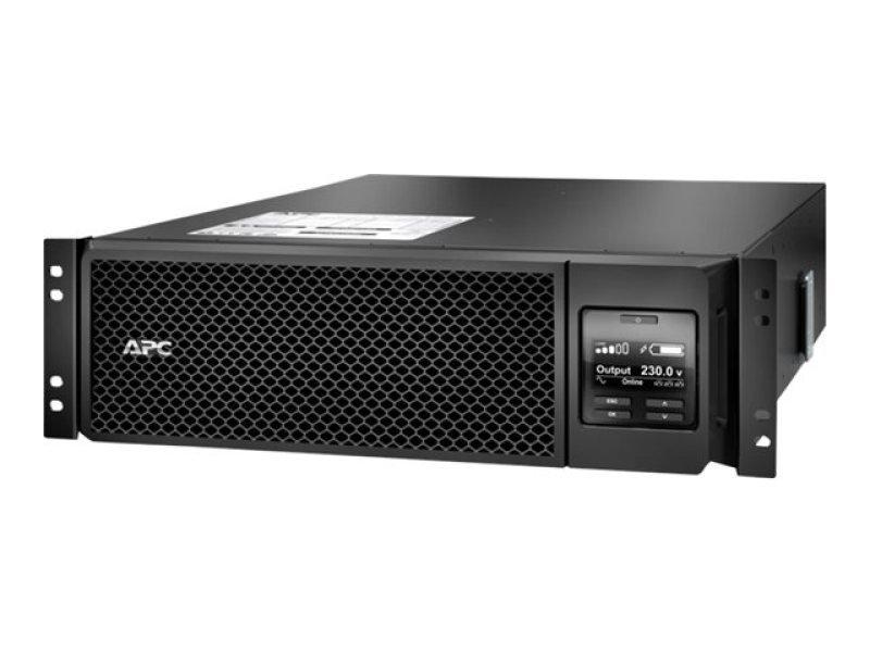 APC Smart-UPS SRT 5000VA RM 4500 Watt / 5000 VA 3U Rackmount UPS