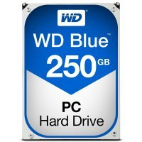"WD Blue 250GB 3.5"" SATA Desktop Hard Drive"