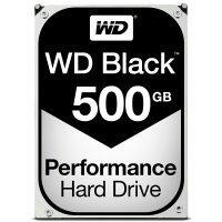 """WD Black 500GB 3.5"""" Desktop SATA Hard Drive"""