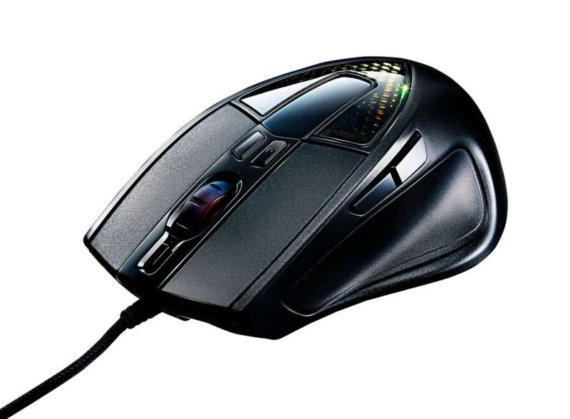 Cooler Master Sentinel III Gaming Mouse 6400DPI 8 Button RGB LED Palm Grip