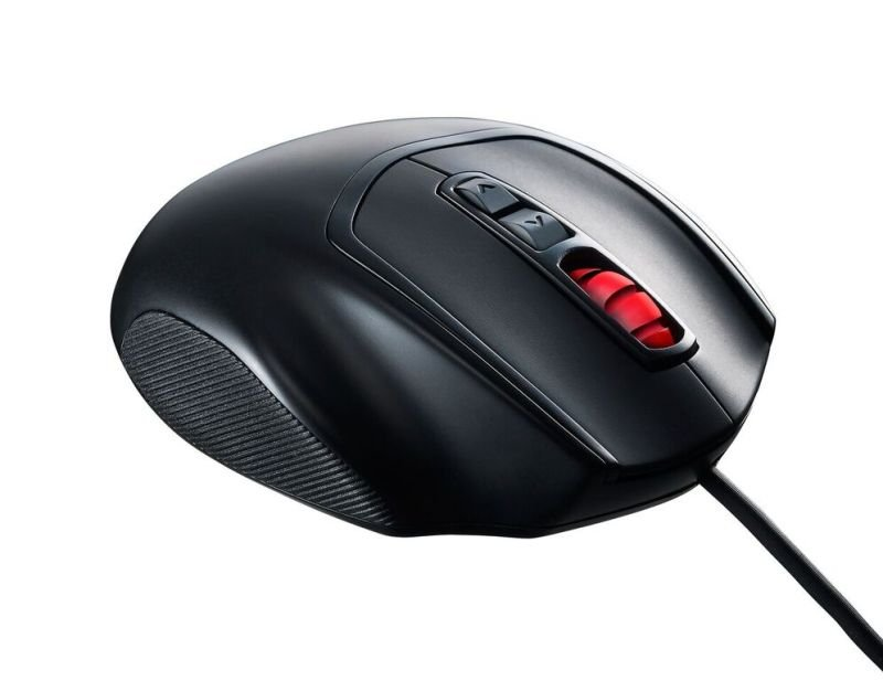Cooler Master Xornet II Gaming Mouse 3500DPI 7 Button RGB LED Claw Grip