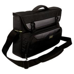 "Targus City Gear 15-17.3"" Laptop Messenger - Black"