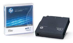 HPE LTO-7 Ultrium 15TB RW Data Cartridge