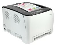 EXDISPLAY Ricoh Aficio SP C250DNW A4 Wireless Colour Laser Printer - 2 Year Warranty