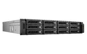 QNAP REXP-1220U-RP 72TB (12 x 6TB WD Red Pro) 12 Bay Rackmount Expansion Unit