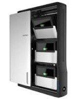 Ergotron Zip 12 Charging Wall Cabinet