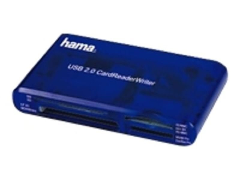 Hama Card Readerwriter 35in1 Usb 2.0