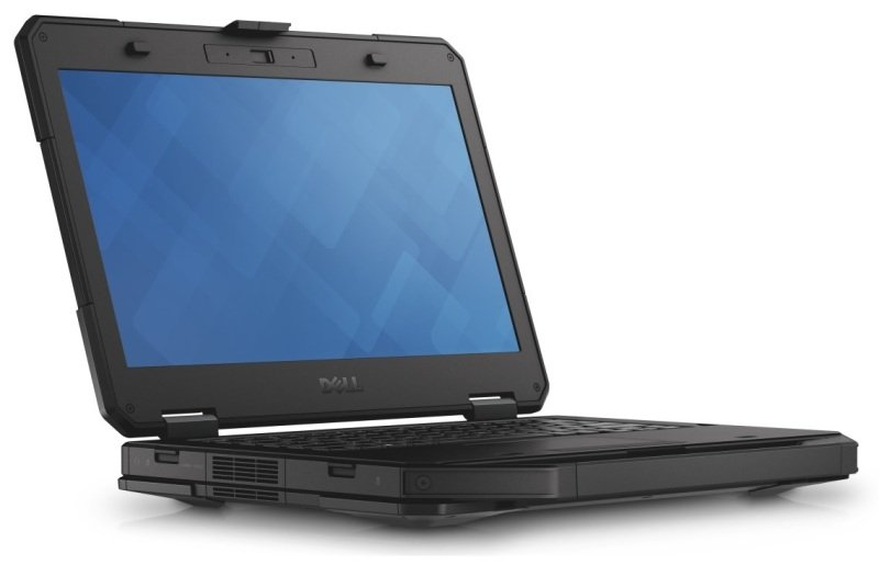 Image of Dell Latitude 7404 Rugged Laptop, Intel Core i7-4650U 1.7GHz, 16GB RAM, 512GB SSD, 14 HD Touch, NVIDIA GT 720M, FPR, Webcam, WIFI, Bluetooth, Windows 7 Professional 64bit