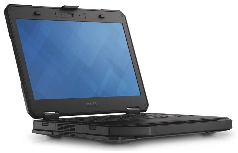 "Image of Dell Latitude 5404 Rugged Laptop, Intel Core i5-4310U 2GHz, 8GB RAM, 256GB SSD, 14"" Touch, DVDRW, NVIDIA GT 720M, WIFI, Bluetooth, Webcam, Windows 7 + 8.1 Pro"
