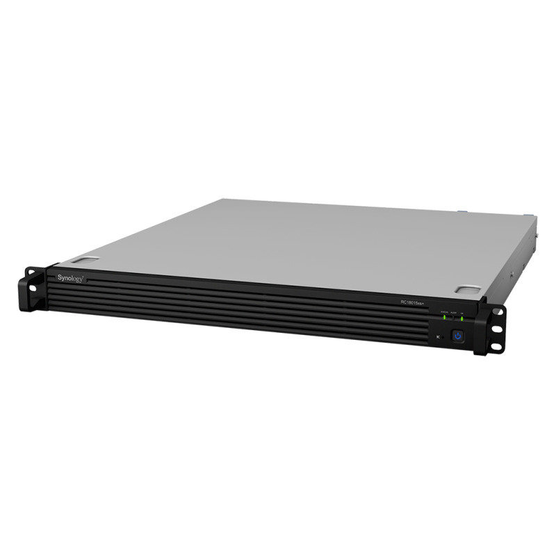 Synology RackStation RC18015xs+ Rackmount 1U Enclosure