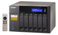 QNAP TS-653A-4G 4GB RAM 6 Bay Desktop NAS Enclosure