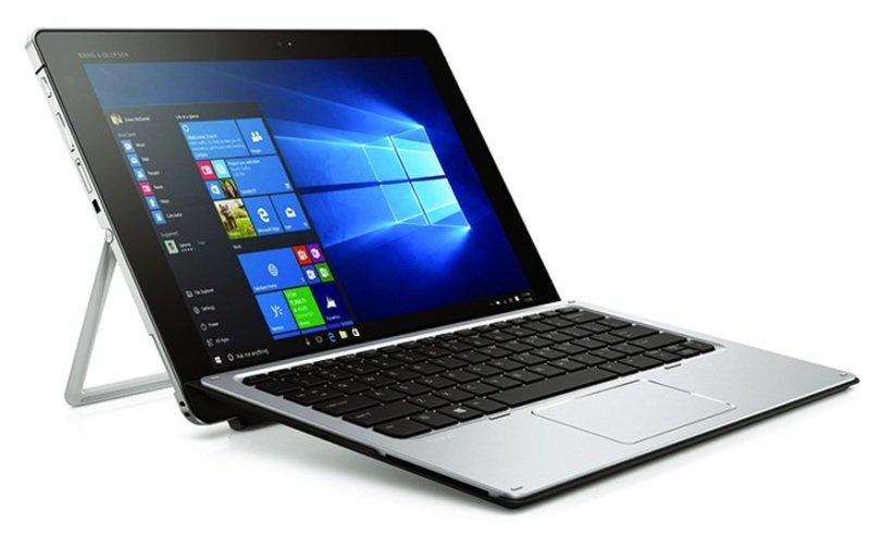 """HP Elite x2 1012 G1 2in1 Laptop Intel Core M56Y54 1.1GHz 8GB RAM 256GB SSD 12"""" Touch NoDVD Intel HD WIFI 4G Bluetooth FPR Webcam Windows 10 Pro 64 bit"""