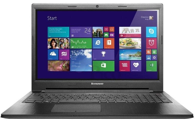Image of Lenovo IdeaPad G50-45 Laptop, AMD A6-6310, 4GB RAM, 1TB HDD 15.6 HD, DVDRW, WIFI, Webcam, Bluetooth, Windows 10 Home