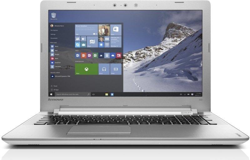 "Image of Lenovo IdeaPad 500-15ISK Laptop, Intel Core i5-6200U 2.3GHz, 12GB RAM, 2TB HDD, 15.6"" LED, DVDRW, Intel HD, WIFI, Webcam, Bluetooth, Windows 10 Home"
