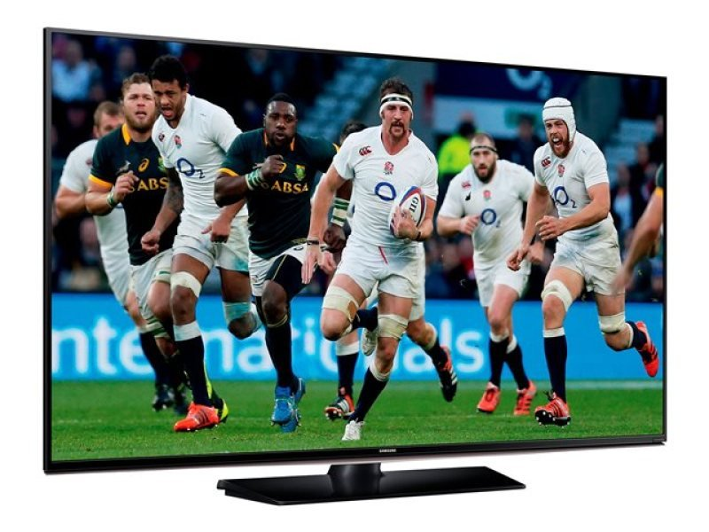 "Image of 50"" Full Hd Led Tv With Freeview Hd 1920 X 1080 Black 2x Hdmi And 1"