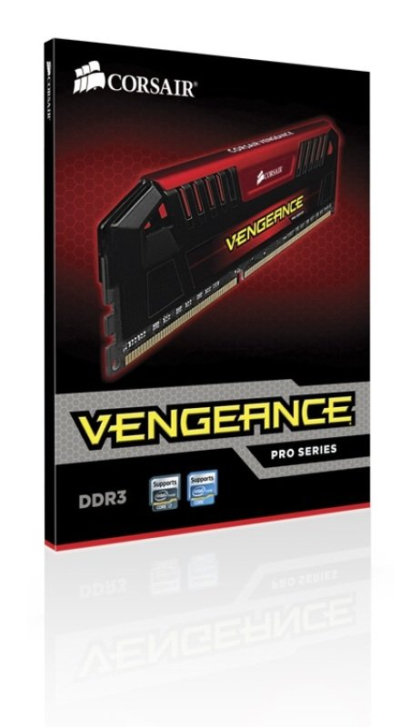 Corsair Vengeance Pro Series 16GB (2 x 8GB) DDR3 DRAM 1600MHz C9 Memory Kit