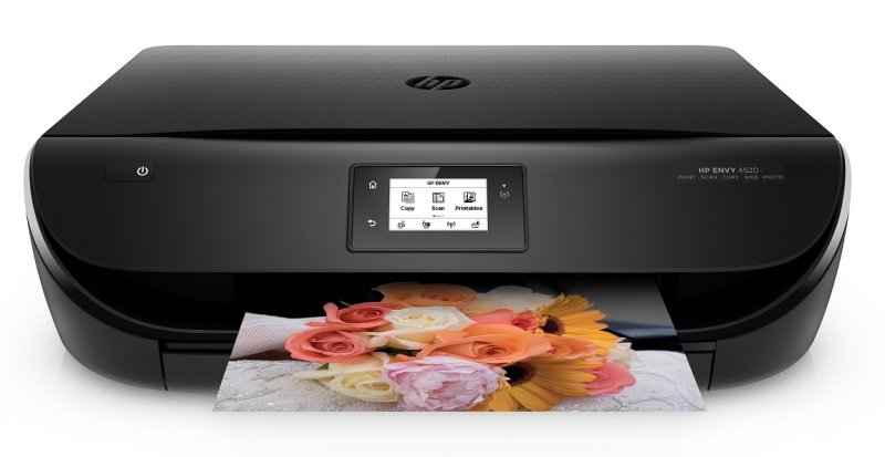 HP Eny 4520 A4 Wireless All-in-One Inkjet Printer