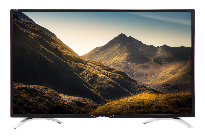 "Image of Sharp 32"" Full HD D-LED Smart TV"