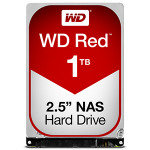 "WD RED 1TB 2.5"" SATA 6GB/s 16MB Hard Drive -CMR"