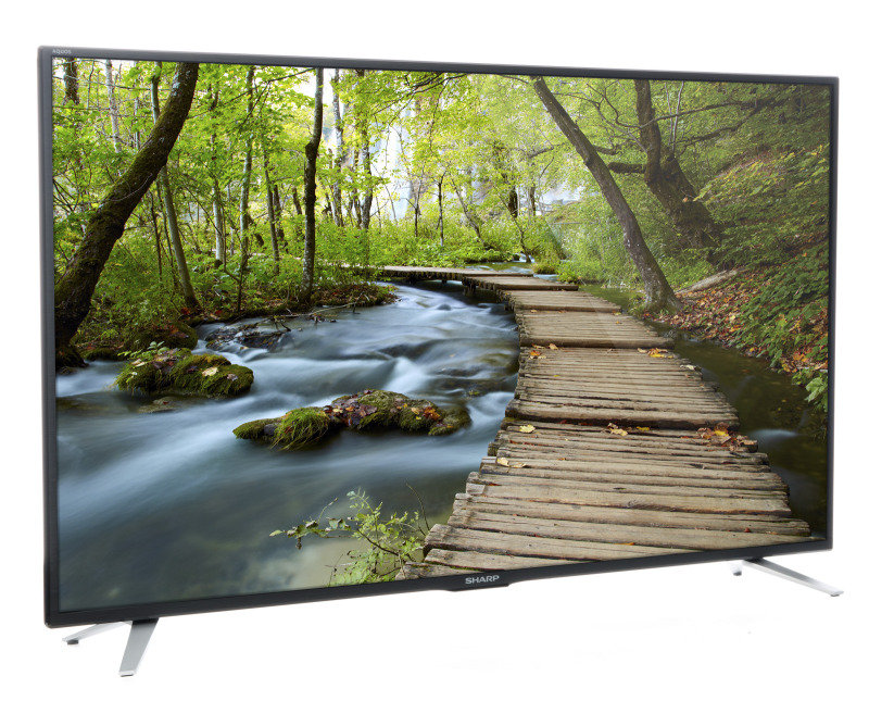 Image of Sharp 43 Full HD D-LED TV