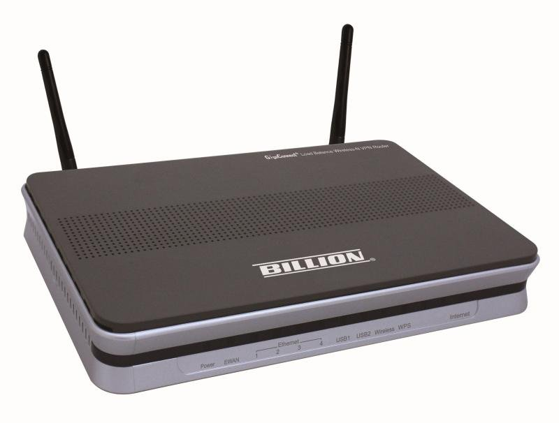 Billion Bipac 6300nx Fibre  4g Lte  cable Gigabit WirelessN VPN Broadband Router