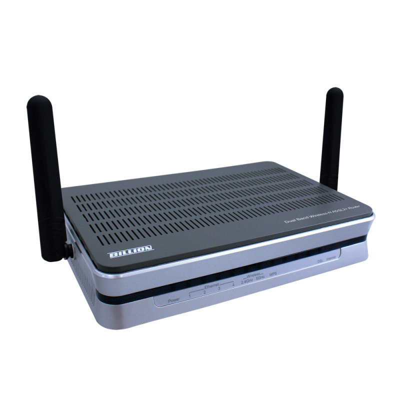 Image of Billion 7800dx Triple-wan Dual-band Wireless-N 600mbps 3g & 4g Lte Adsl2+ - Fibre VPN Broadband Router