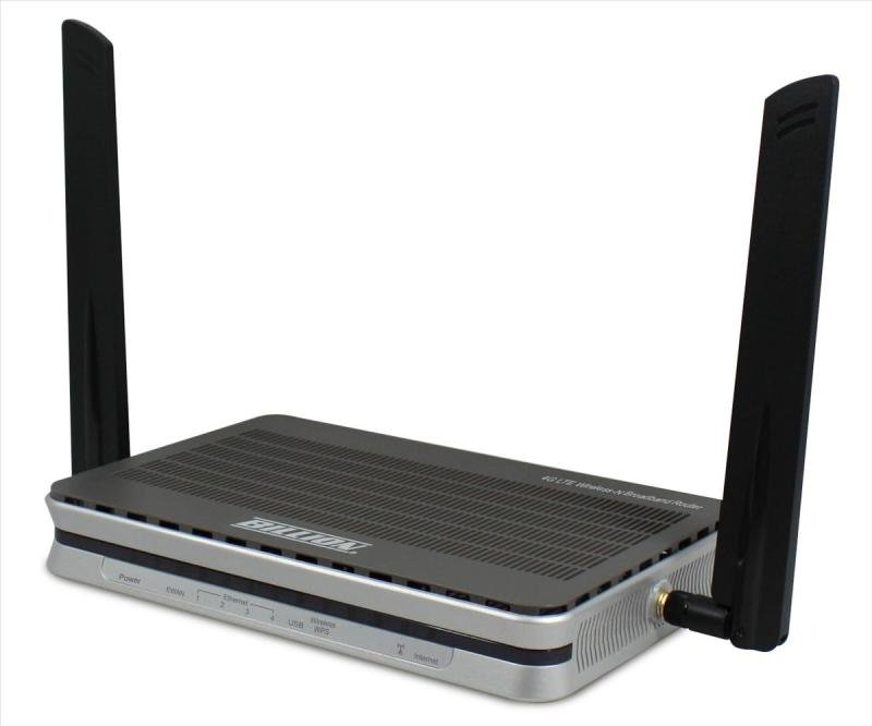 Image of Billion 7820nz 3g & 4g Lte Embedded With Dual-sim Slots Adsl2+ Wireless-N VPN Firewall Router