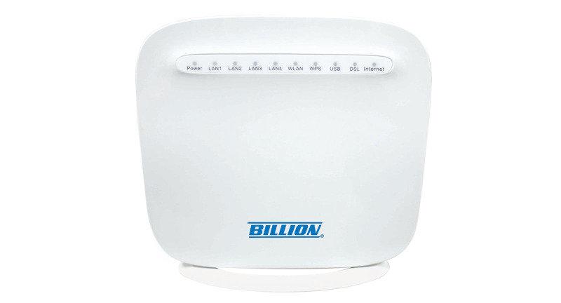 Image of Billion Bipac 8800nl Wireless-N Vdsl2 Fibre Adsl2+ Firewall Router