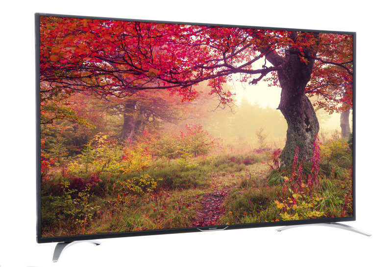 "Image of Sharp 49"" Full HD D-LED Smart TV"