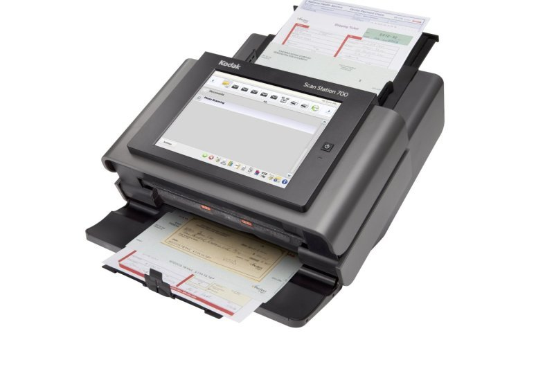 Kodak Scan Station 710 A4 Colour Network Document Scanner