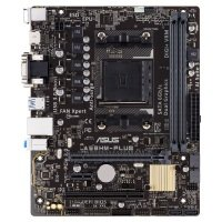 Asus A68HM-PLUS Socket FM2+ VGA DVI HDMI  8-Channel HD Audio mATX Motherboard