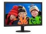 """Philips 240V5QDAB/00 23.8"""" IPS Full HD Monitor"""