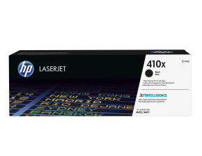 HP 410X High Yield Black Original LaserJet Toner Cartridge - CF410X