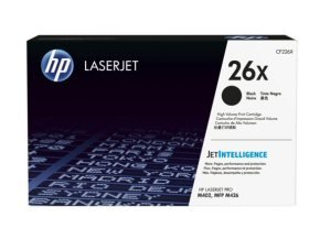 HP 26X High Yield Black Original LaserJet Toner Cartridge - CF226X