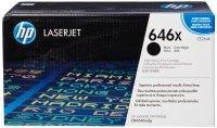 HP 646X Black Toner Cartridge - CE264X