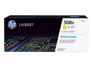 HP 508X Yellow High Yield Toner Cartridge - CF362X