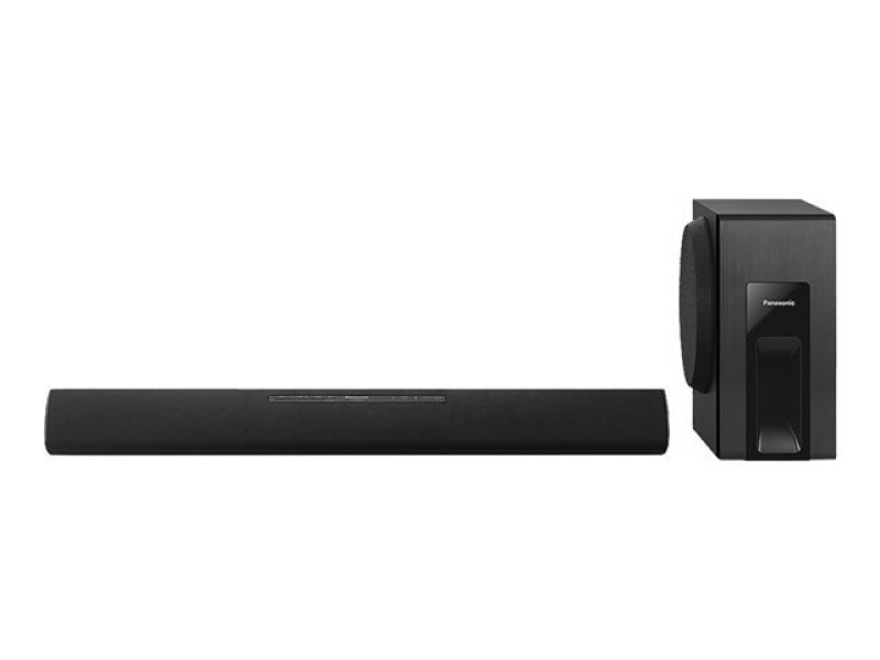 2.1 Channel Soundbar 120w 60w Subwoofer Black