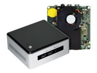 Intel Nuc NUC5i3MYHE and Board NUC5i3MYBE Intel Core i3-5010U Barebone Kit