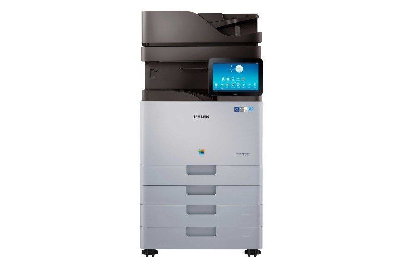 Samsung SL-X7400GX A3 40ppm Colour Multi-Function Laser Printer