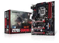 EXDISPLAY Gigabyte GA-Z170X-GAMING 3-EU Socket LGA1151 HDMI 7.1 Channel Audio ATX Motherboard