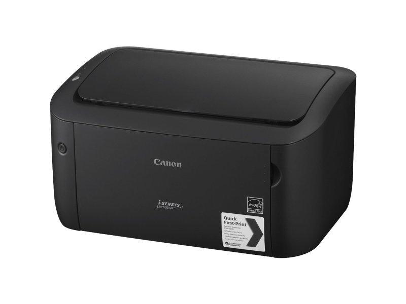 Image of Canon i-SENSYS LBP6030B Mono Laser Printer - Black