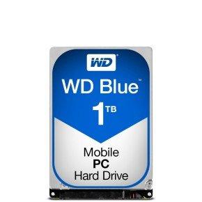 "WD Blue 1TB 2.5"" SATA Mobile Hard Drive"