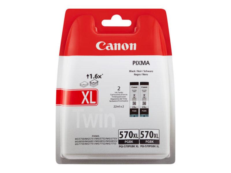 Canon PGI-570XL Pigment Black Inkjet Cartridge