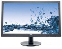 """AOC E2460SD2 24"""" LED Full HD Monitor"""