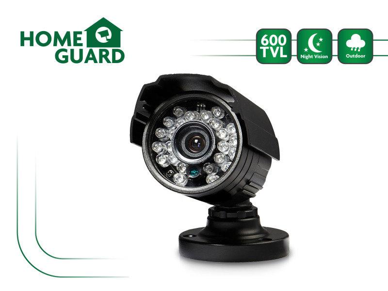 HomeGuard PRO708 Bullet CCTV Camera 700 TVL